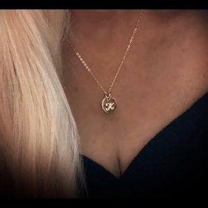 Jewelry - 😍Initial necklace,gold necklace,layering necklace